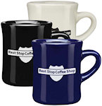 10oz Ode Diner Mugs